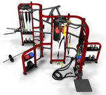 Multi Station Synergy Gym Equipment, kabel Crossover Synergy Workout Machine