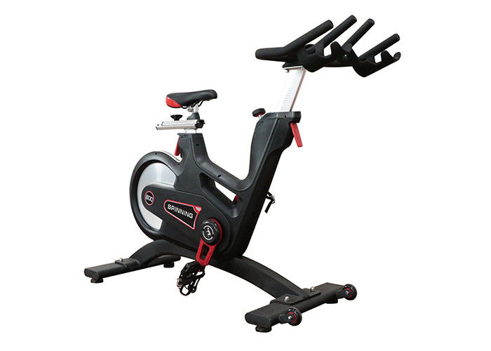 Professional Magnetic Gym Spin Bike Commercial Grade Fitness Equipment