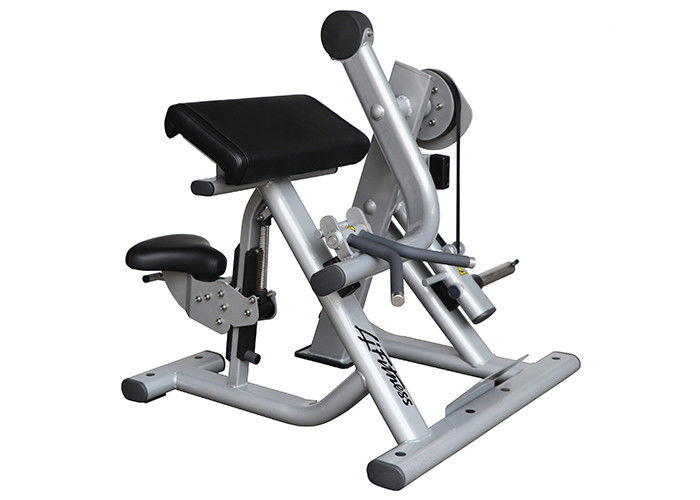 Life Fitness Biceps Curl Hammer Strength Exercise Machine Color Customized
